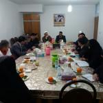 جلسه ستاد احیای امر به معروف و نهی از منکر در شهرستان سرخه