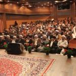 مراسم نکوداشت آیت الله اختری در شهرستان سرخه