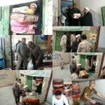 ارسال دومین محموله کمک های مردمی شهرستان سرخه به مناطق سیل زده