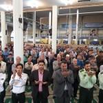 خطبه های نماز جمعه شهرستان سرخه بیستم اردیبهشت ۹۸