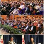 مراسم تجلیل از پیشکسوتان فرهنگی شهرستان سرخه