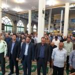 خطبه های نماز جمعه شهرستان سرخه هفتم تیرماه ۹۸