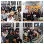 اجتماع مدافعان حریم خانواده در شهرستان سرخه
