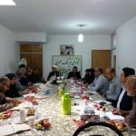 تشکیل جلسه شورای فرهنگ عمومی در شهرستان سرخه