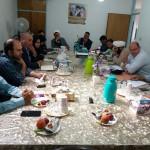 تشکیل جلسه شورای زکات شهرستان سرخه