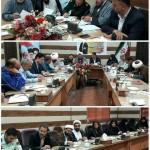تشکیل جلسه شورای فرهنگ عمومی شهرستان سرخه