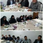 دیدار تعدادی از فرهنگیان با امام جمعه محترم
