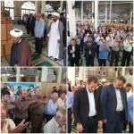 خطبه های نماز جمعه شهرستان سرخه هشتم شهریور ۹۸