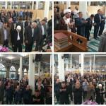 خطبه های نماز جمعه شهرستان سرخه ۱۷ آبان ۹۸