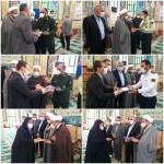 مراسم بزرگداشت پنجم مرداد در شهرستان سرخه