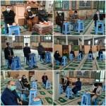 تشکیل جلسه ستاد دهه فجر شهرستان سرخه