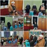 جلسه مجمع علمای شهرستان سرخه