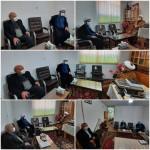 دیدار مدیر محترم شورای سیاستگذاری ائمه جمعه استان سمنان با دکتر فاطمی بصیر