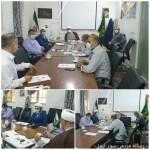 جلسه شورای هیئات مذهبی با حضور امام جمعه موقت محترم