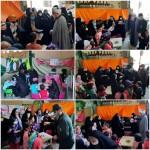 افتتاحیه مهد آدینه و برگزاری مسابقه نقاشی به مناسبت هفته بزرگداشت نماز جمعه