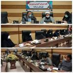 جلسه شورای آموزش و پرورش شهرستان سرخه